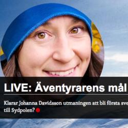 Live från Sydpolen